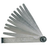 Draper 36169 4617B 10 Blade Metric Feeler Gauge Set