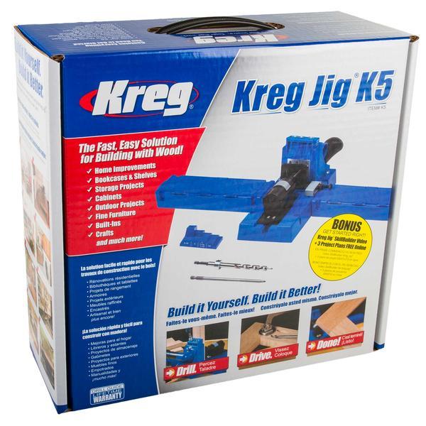 Kreg 228458 Jig® K5 Thumbnail 1