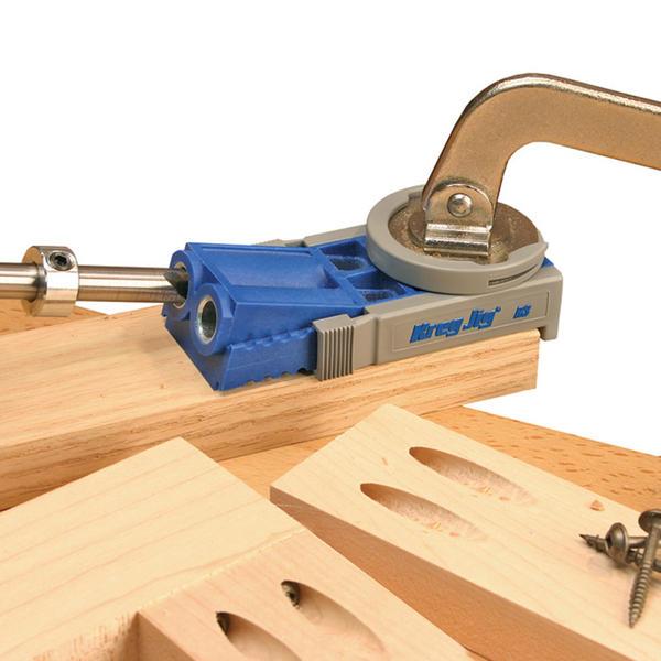 Kreg 185823 Jig Junior R3 Pocket Hole Wood Joinery Master