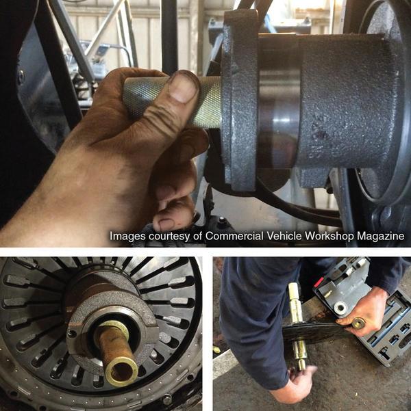 Draper 41803 CAK6-PRO Expert 6 Piece HGV Clutch Aligning Kit Thumbnail 3