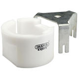 Draper 43619 DFFT Expert Two Piece Diesel Fuel Filter Tool 1.9