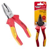 Draper 50240 805CP Expert 160mm Fully Insulated VDE Combination Pliers