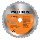 Evolution Rage 185mm Replacement Multipurpose Blade