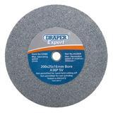 Draper 52069 AG200B Expert Grinding Wheel 30G 200mm x 25mm