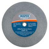 Draper 52070 AG200B Expert Grinding Wheel 60G 200mm x 25mm