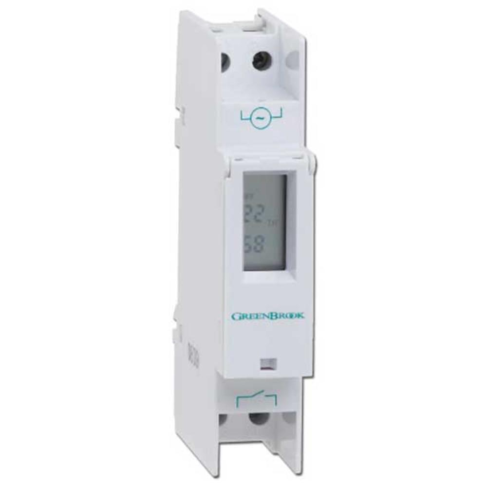 lrgscaleT80large t80 c digital compact din rail mounting timer with 7 day 24hr fuse box timer at mr168.co