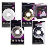 White Downlighter Conversion Kit Set Convert Downlights to GU10 MR16