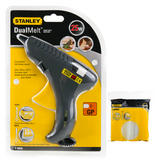 Stanley 0-GR25 80W Dual Melt Hot Glue Gun Kit With 24 Glue Sticks