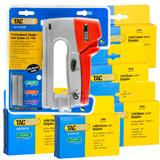 Tacwise Z3-140 Metal Staple/Nail Tacker & 140 Series Staples