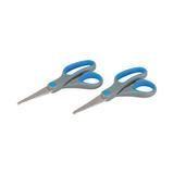 Silverline 529366 Scissors 2pk
