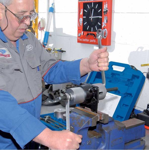 Draper 59123 BPK27 Expert Bearing, Seal and Bush Insertion/Extraction Kit 27 Pce Thumbnail 3