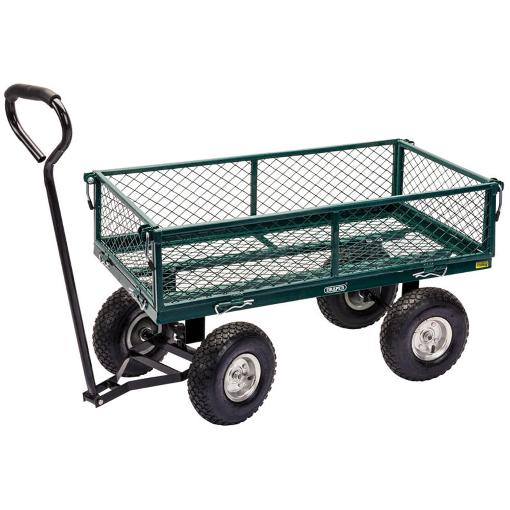 wood garden watch cart i wheels four youtube with