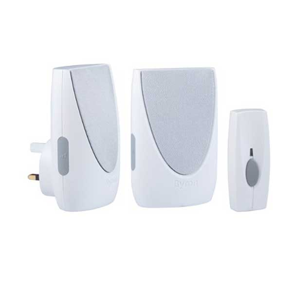 Byron Sentry By212 100m Wireless Portable And Plug In Door