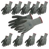 Silverline 868642 10 Pairs Of Thermal Builders Gloves