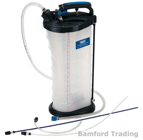 Draper 77057 Oe2 Expert Manual Or Pneumatic Oil Extractor Thumbnail 1