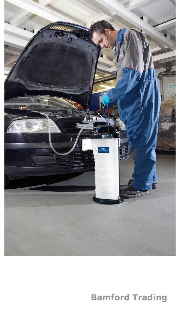 Draper 77057 Oe2 Expert Manual Or Pneumatic Oil Extractor Thumbnail 2