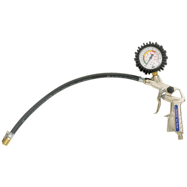 Draper 27871 4288 Air Tyre Inflator With Dial Gauge Thumbnail 2