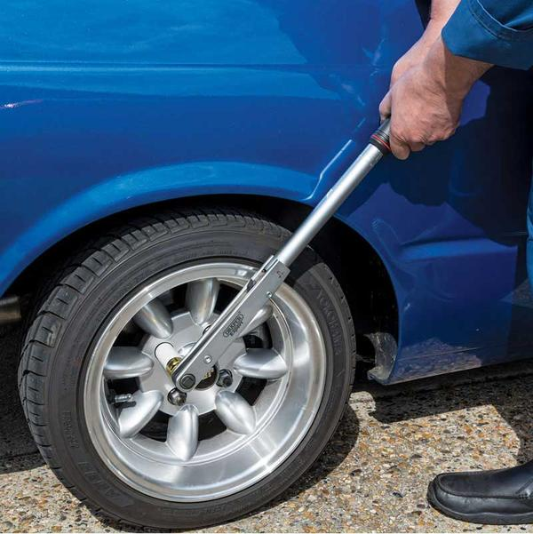 "Draper 83317 PTW Expert 1/2"" Square Drive 'Push Through' Torque Wrench 50-225Nm Thumbnail 4"