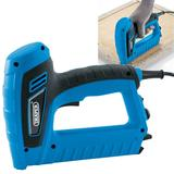 Draper 83658 STNEKE 230V Electric Stapler - 8-16mm Staples/Nails