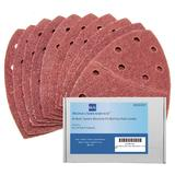 40 Bond Sanding Sheets For Skil Fox Detail Palm Sander 40 Grit (Very Coarse)