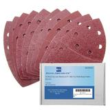40 Bond Sanding Sheets For Skil Fox Multi Detail Palm Sander Mixed Grit