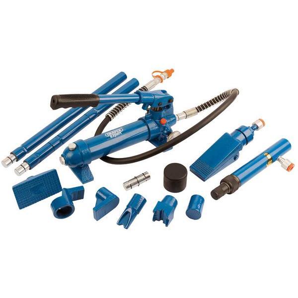 Draper 16252 BR4/KITB 4 Tonne Hydraulic Body Repair Kit Thumbnail 1