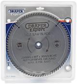 Draper 9489 CSB250P Expert TCT Saw Blade 250X30mmx80T