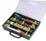 Draper 73507 QC21 4 To 21 Compartment Plastic Organiser
