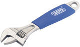 Draper 88601 380CD/SG 150mm Soft Grip Adjustable Wrench