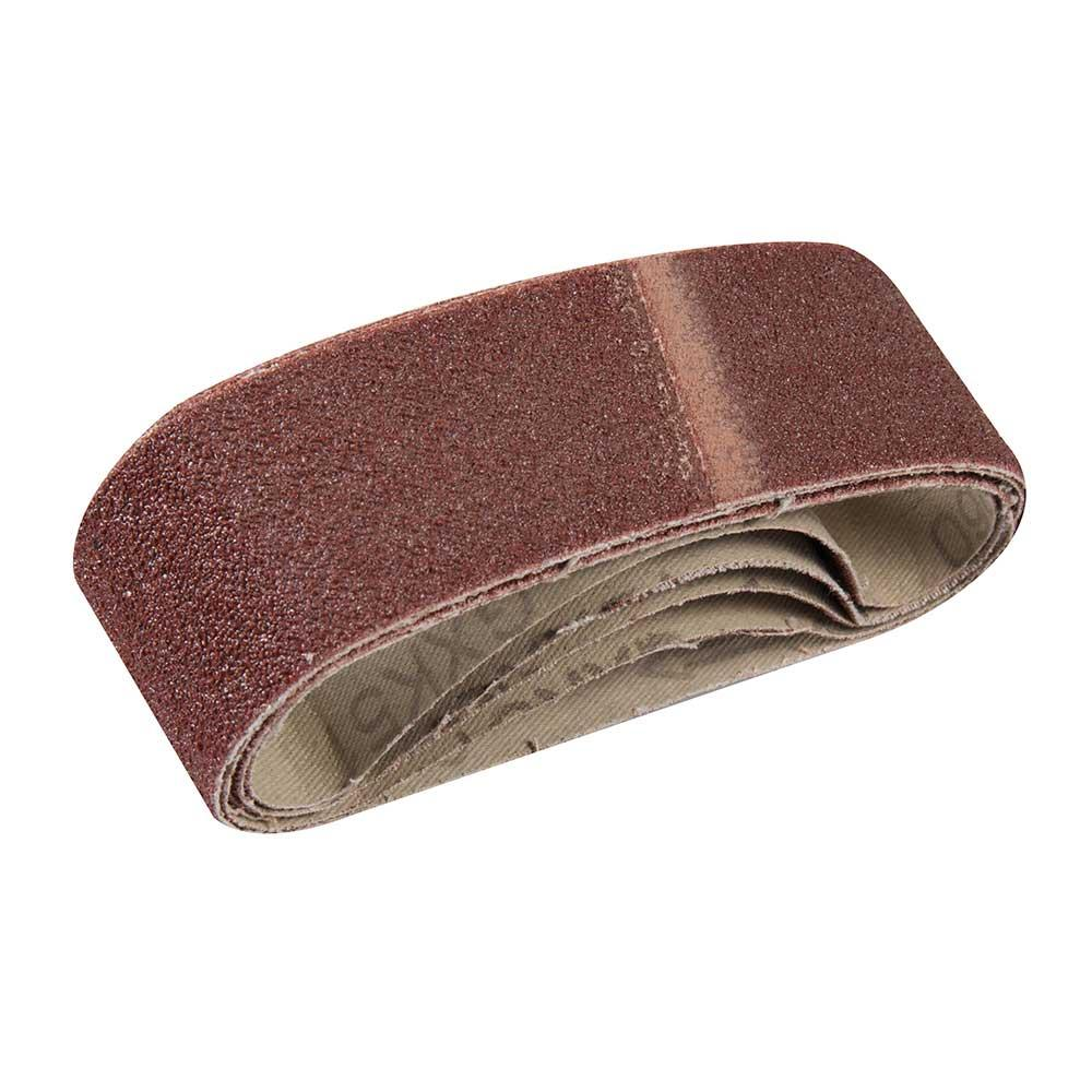 5 x 40mm x 305 mm 120 Grit Fine Sander Sanding Belt Belts 40 305 mm
