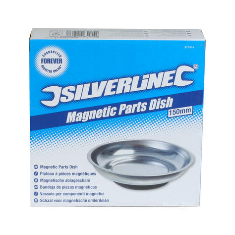 Silverline 871414 Magnetic Parts Tray/Dish Thumbnail 2