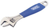 Draper 88602 380CD/SG Draper 200mm Soft Grip Adjustable Wrench