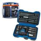 Draper 05586 RBS35 Ratchet Screwdriver, Socket and Bit Set 35 Piece