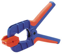 Draper 72100 D208 Expert 100mm Capacity Soft Grip Spring Clamp