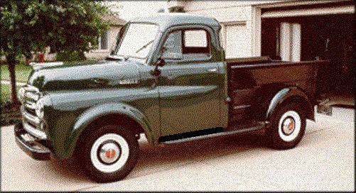Door Rubber Weather Strip Seal Pr 1948 53 Dodge Truck Ebay