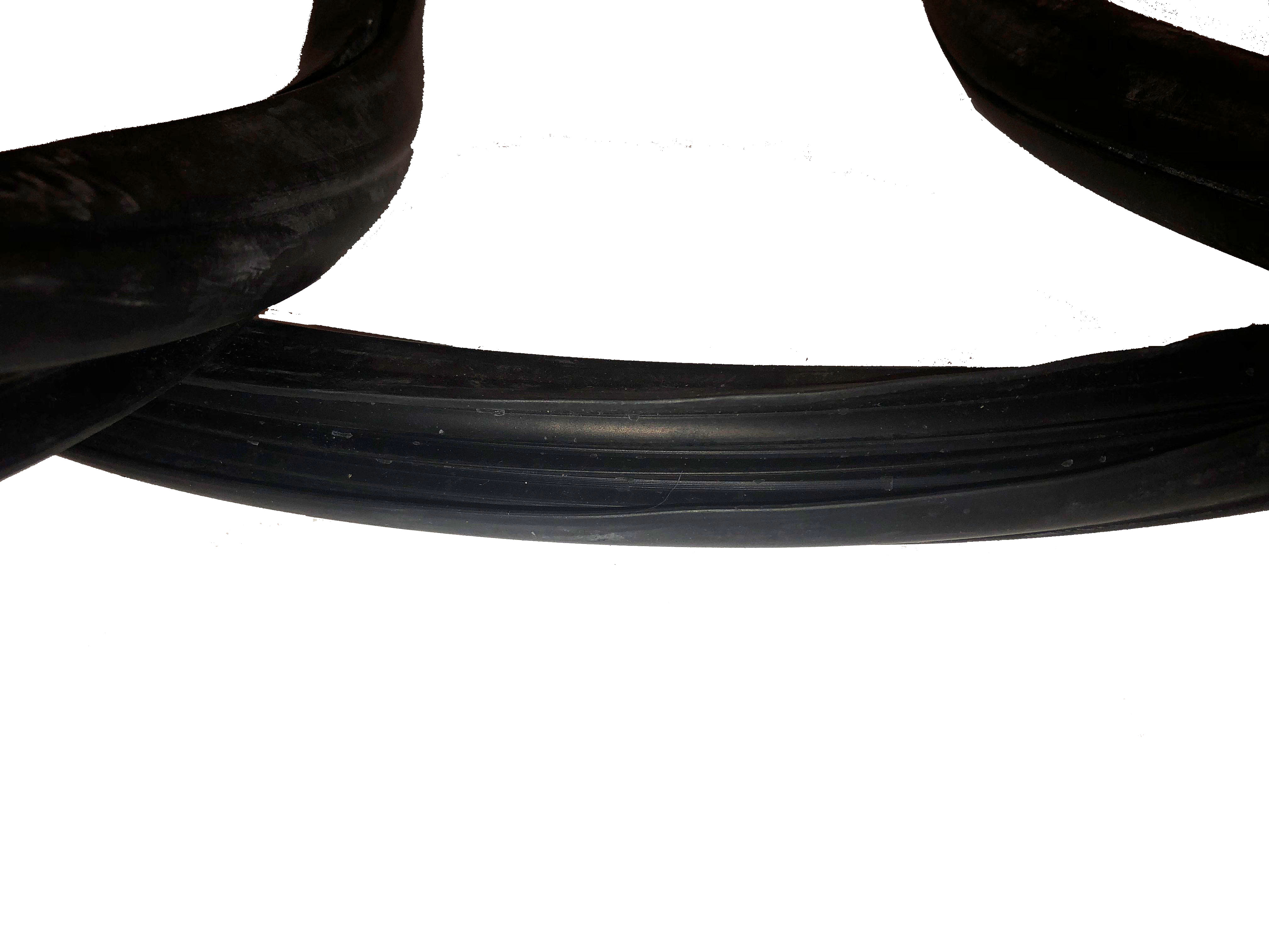 Side Window Rubber Weatherstrip Seal Ea 1957 70 Dodge Town Wagon Chevy Power