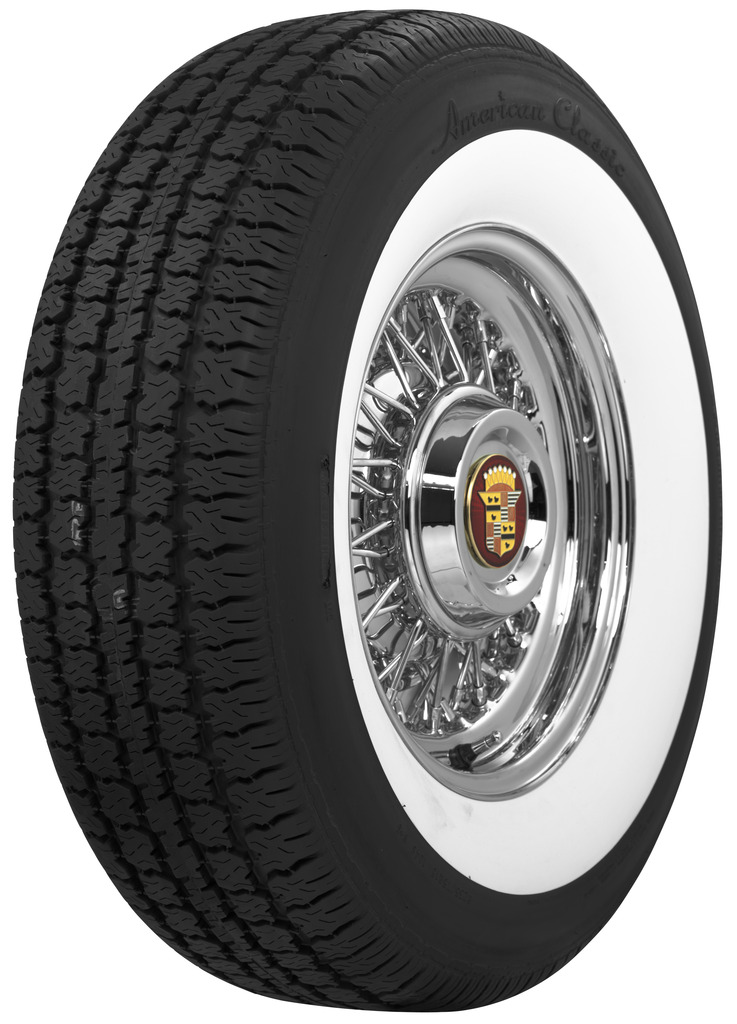 Coker american classic 3 white wall radial tire set of 4 for American classic 3