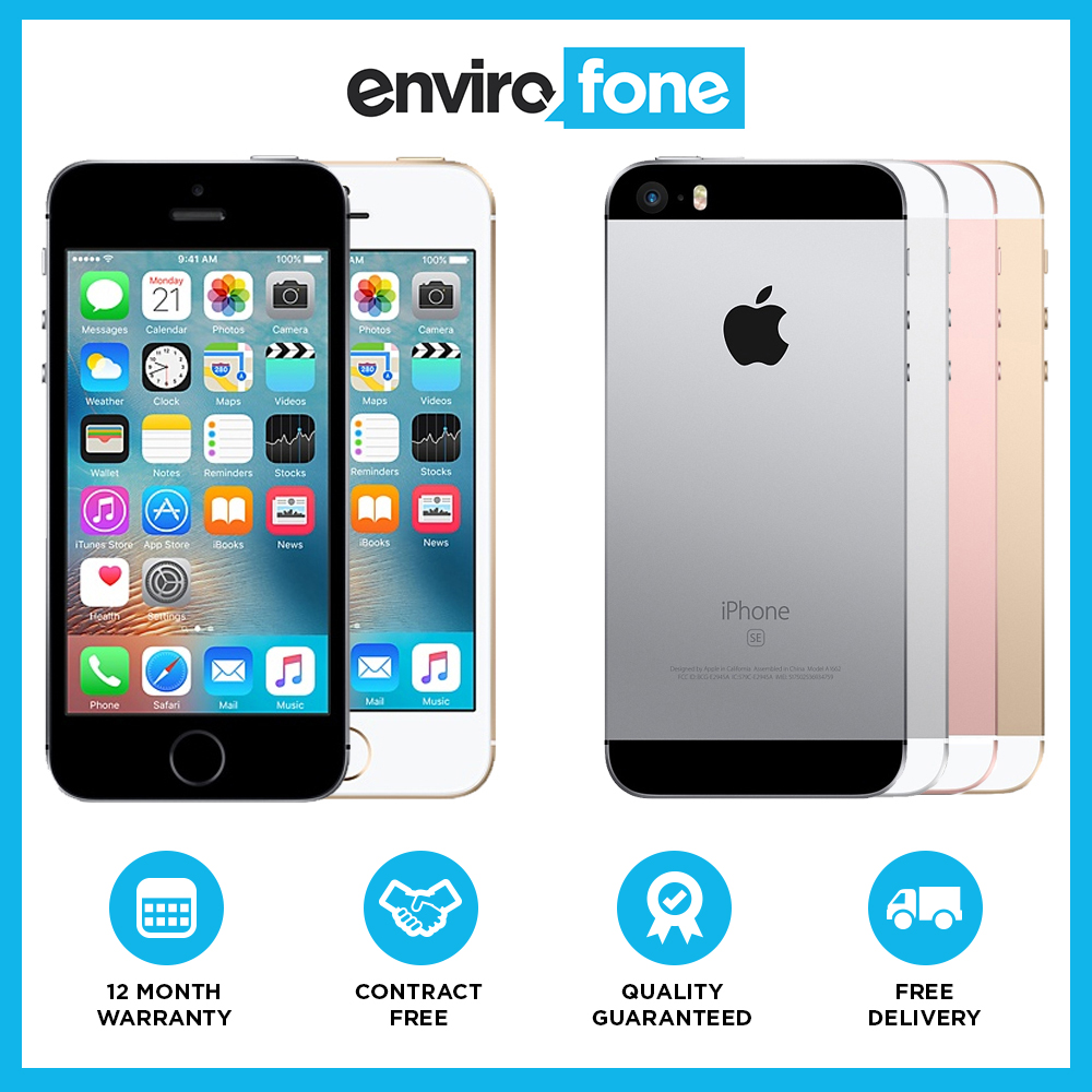 ebay refurbished iphone apple iphone se 16 gb 64 gb sbloccato sim gratis 10535