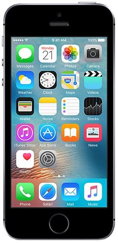apple iphone se 16gb 64gb unlocked sim free refurbished smartphone ebay. Black Bedroom Furniture Sets. Home Design Ideas