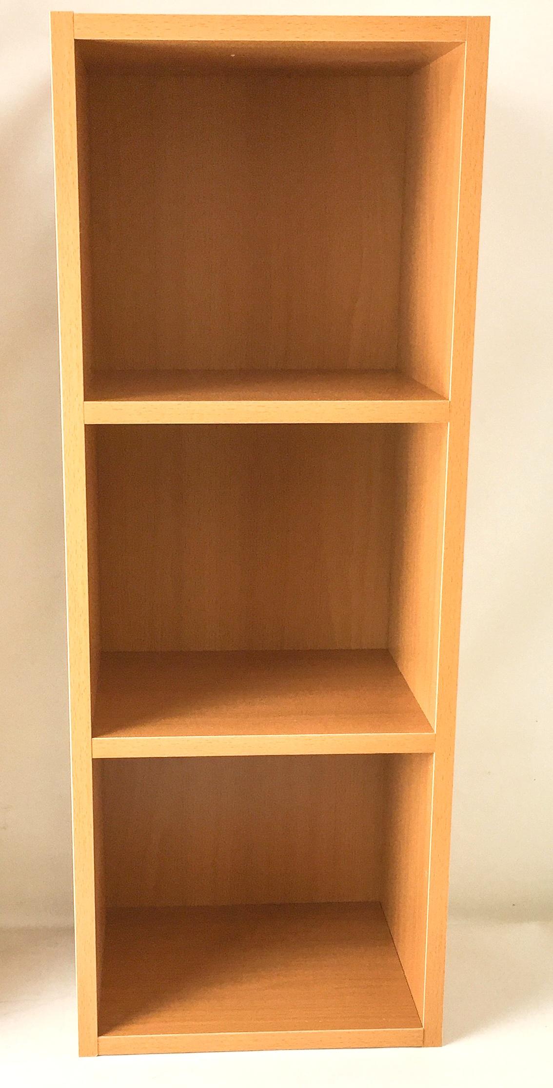 tier com dining kitchen dp casual wide home folding mahagony bookcase shelf bookcases amazon