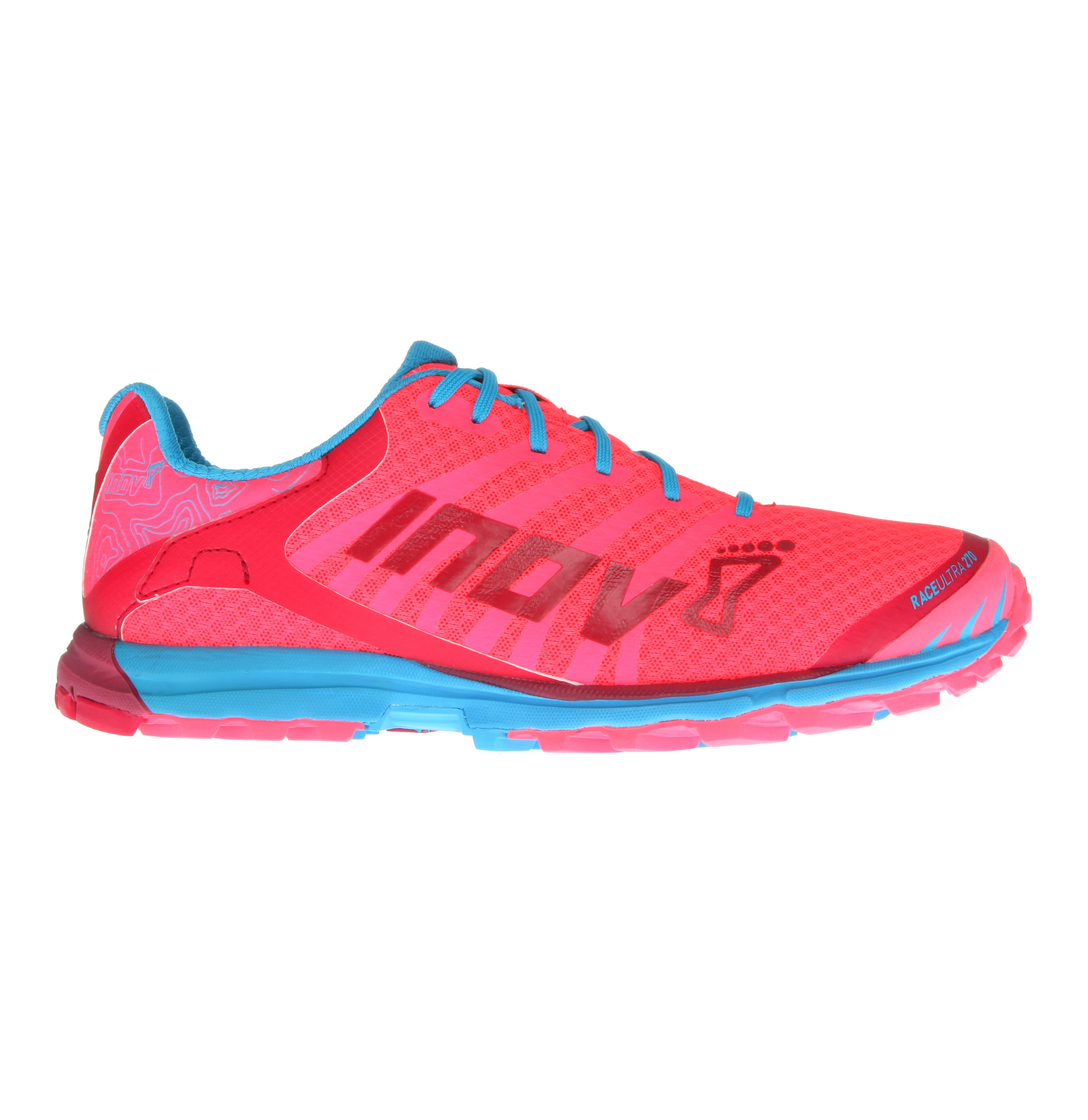 af1e0f29 Details about Inov-8 Race Ultra 270 Womens Off Road Hard & Rocky Trail  Running Sneakers Shoes