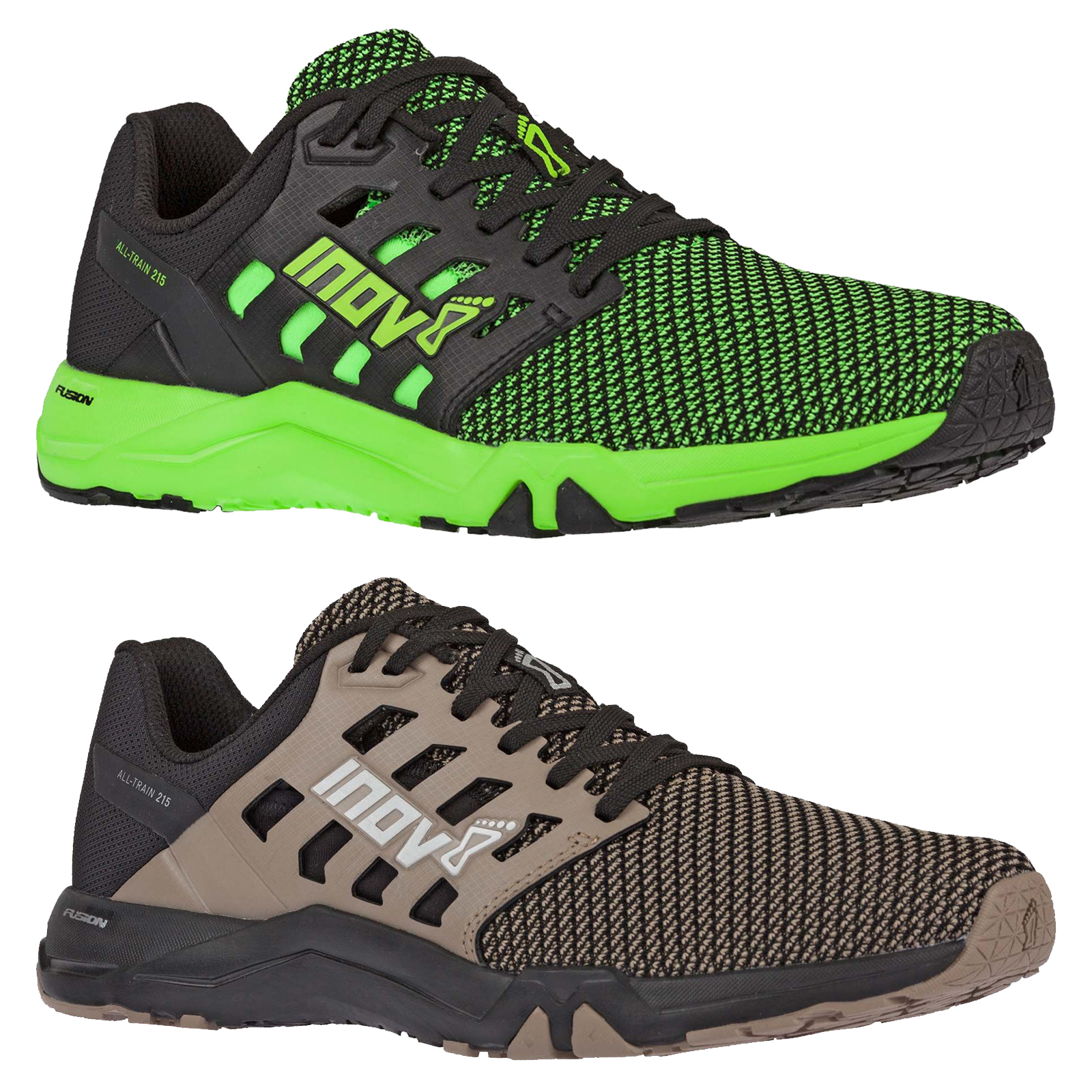 Details about Inov 8 All Train 215 Knit Mens Cross Training Gym Workout Running Sneakers Shoes