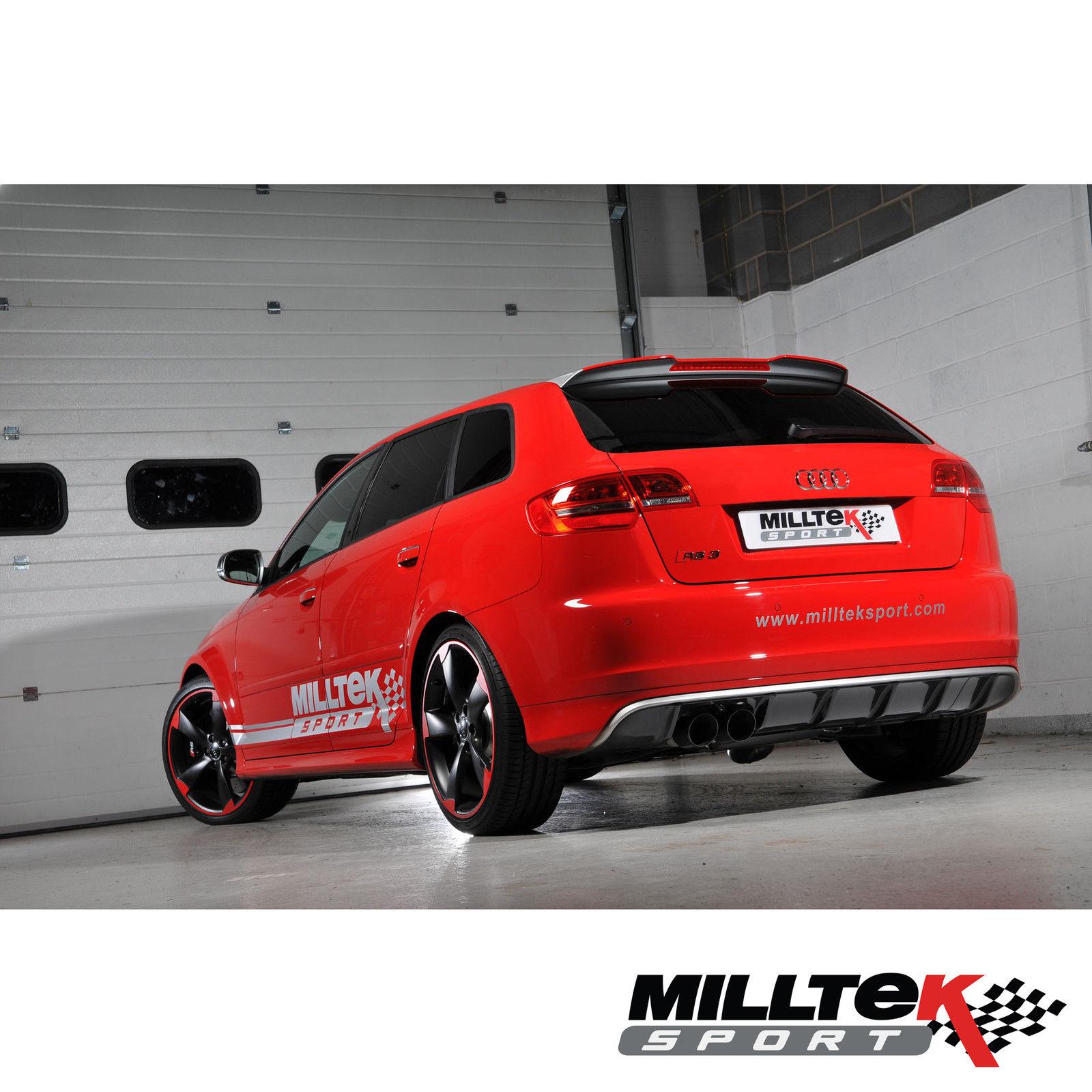 Details about Milltek SSXAU278 Audi RS3 8P 3