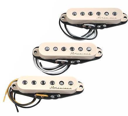 Fender Vintage Noiseless Strat Pickup Set Ebay