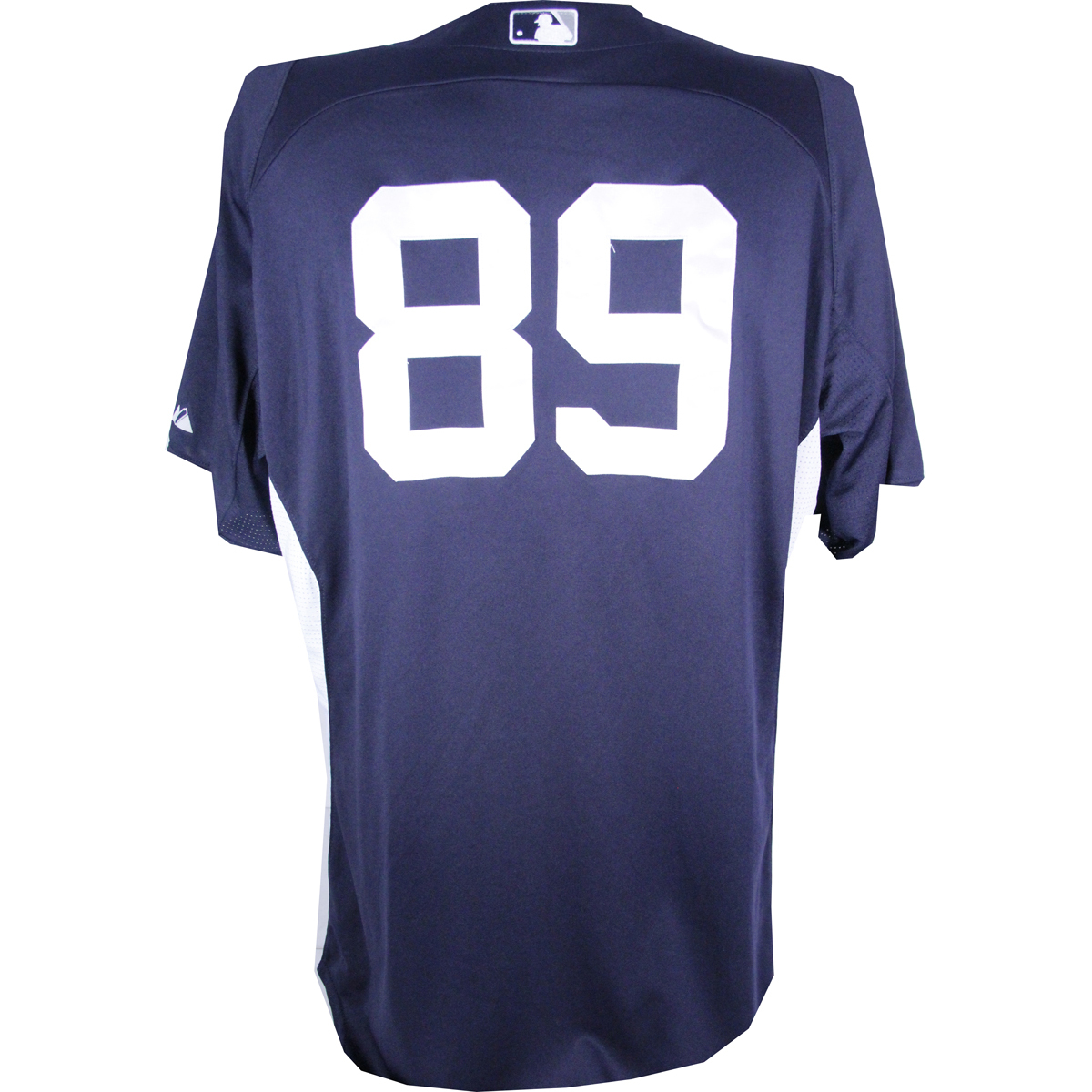 save off 066f0 e3ba7 Details about Kyle Higashioka Jersey - NY Yankees 2012 Spring Training Worn  #89 Home BP Top...