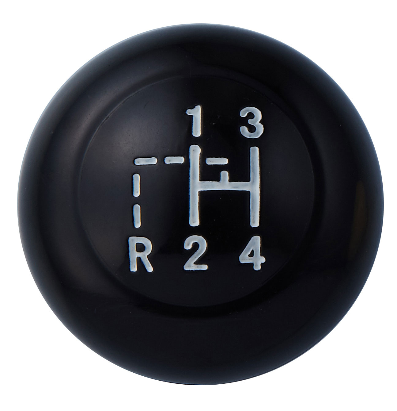 Type 2 Split gear knob ivoire-AC7116106 Stock avec Shift Pattern