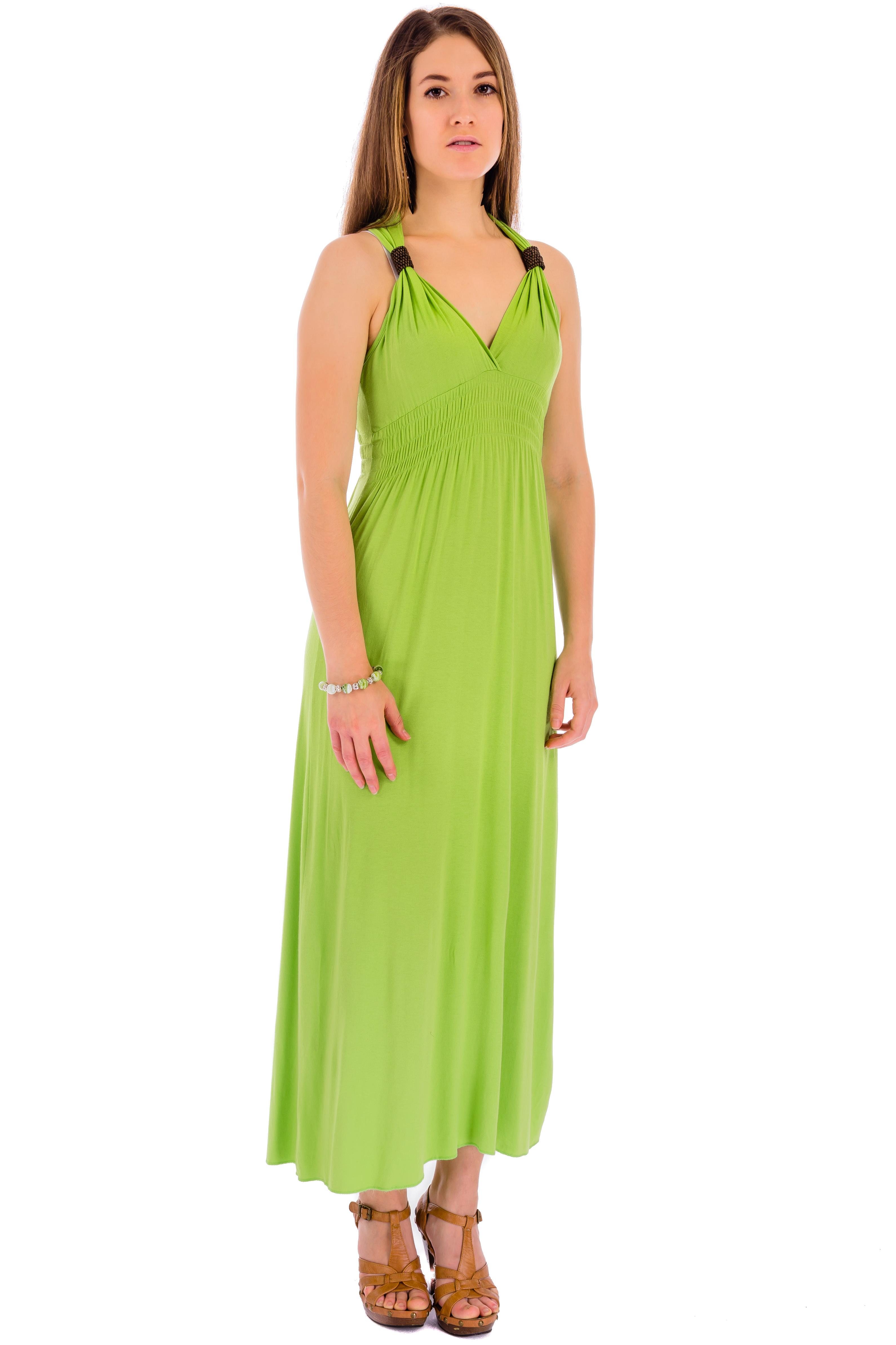 7e4c796c64 Womens Ladies Bohemian Sleeveless Long Summer Beach Spaghetti Strap Maxi  Dress