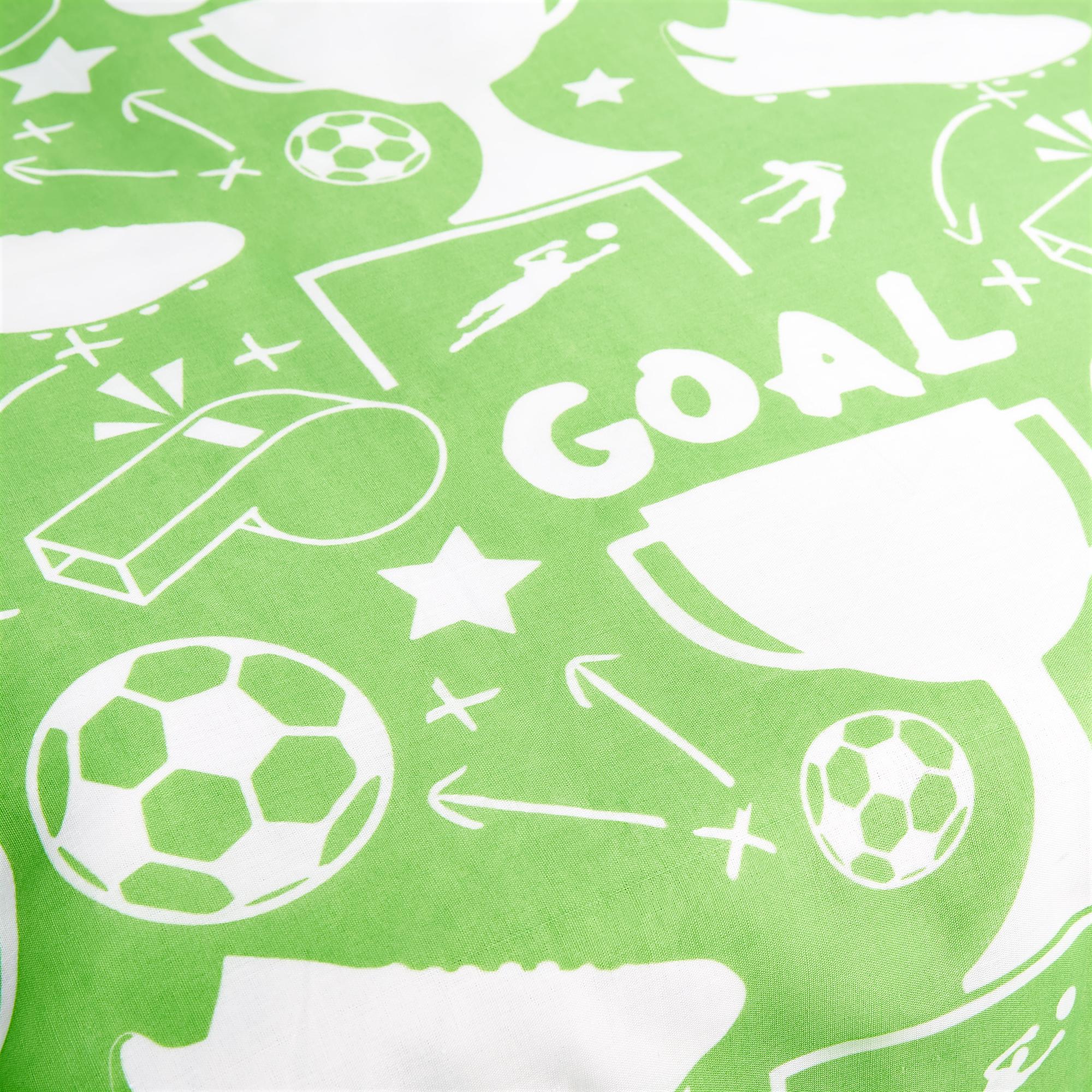 The Gift Scholars Rideaux de Football 54Drop