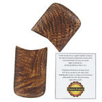 "Tampa Fuego Brown Cigar Case Genuine Vintage Crocodile Robusto 5 3/4"" Thumbnail 8"