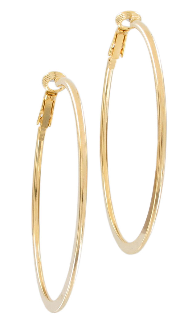 Usa Made Gold Hoop 3245 91 F Hoops Ajraefields